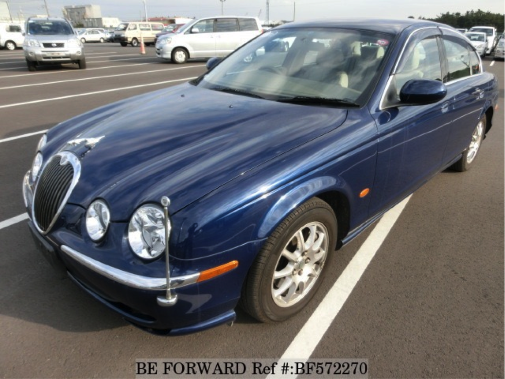 A Quick History Of The Jaguar S Type