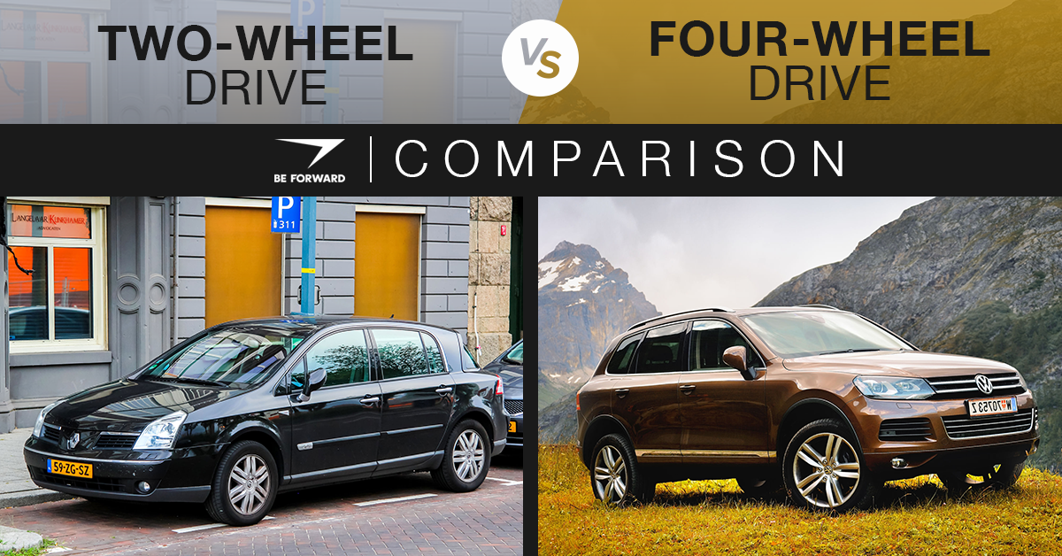 2wd Vs 4wd Which Is Better Key Differences Made Simple