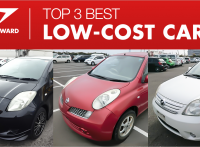 Top 3 Low-Cost Cars at BE FORWARD