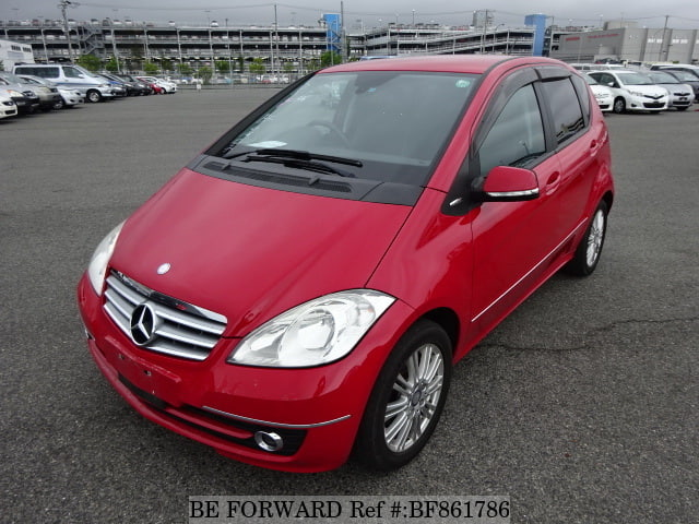 A used 2009 Mercedes-Benz from online used car exporter BE FORWARD.