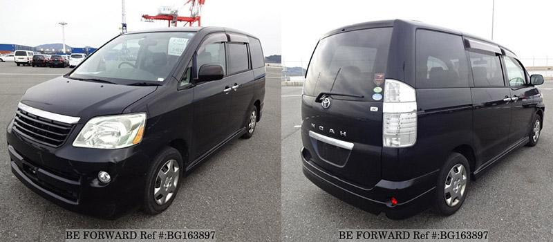 Toyota Voxy vs Noah: Features, Fuel Economy and Price Comparison