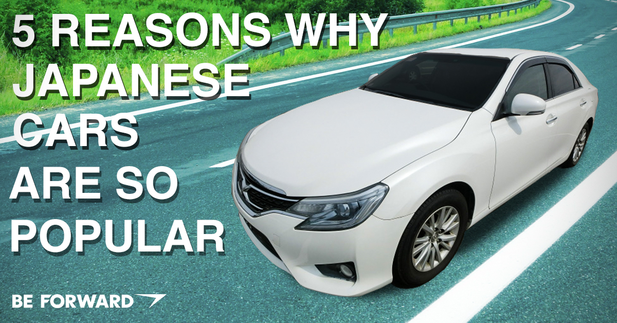 why people prefer japanese used cars