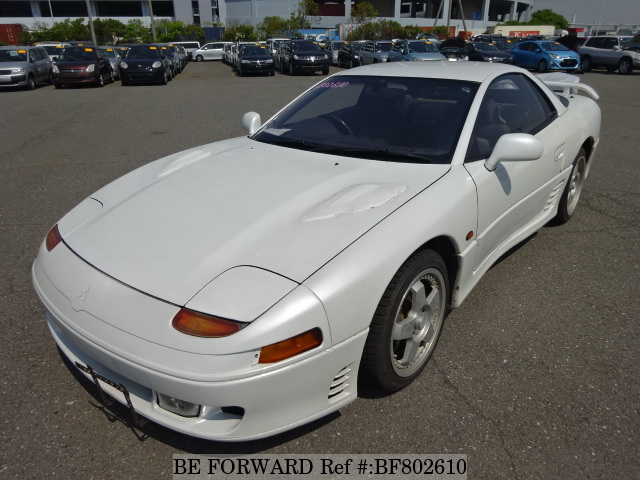 A used 1991 Mitsubishi GTO from online used Japanese cars exporter BE FORWARD.