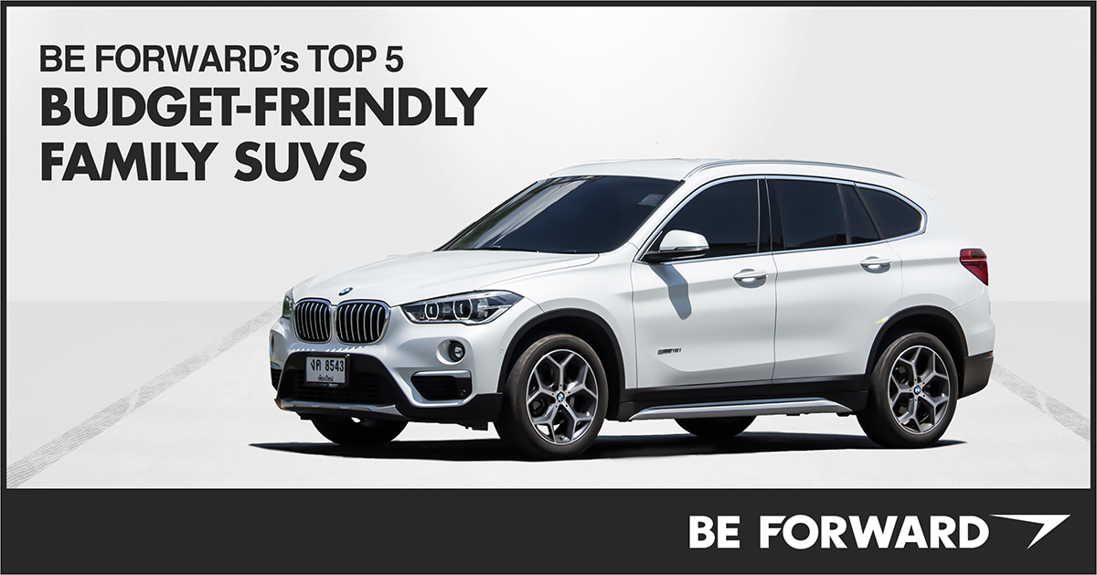 top 5 affordable family suvs