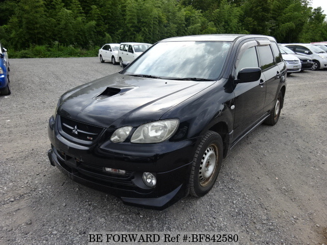 A used 2003 Mitsubishi AirTrek from online used car exporter BE FORWARD.