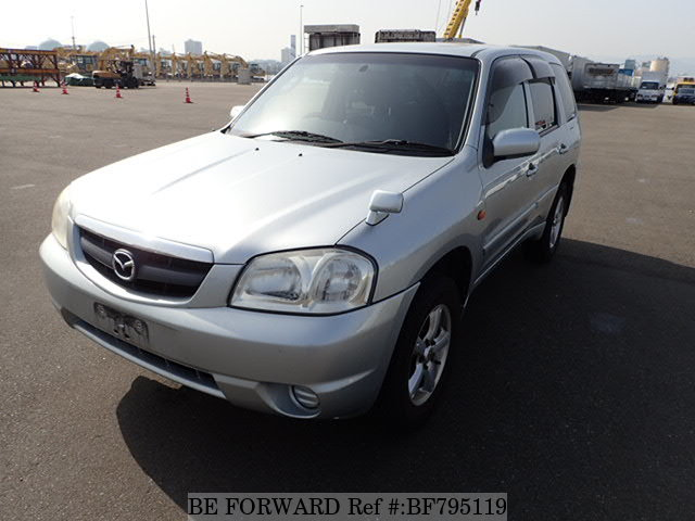 A used 2006 Mazda Tribute from online used car exporter BE FORWARD.