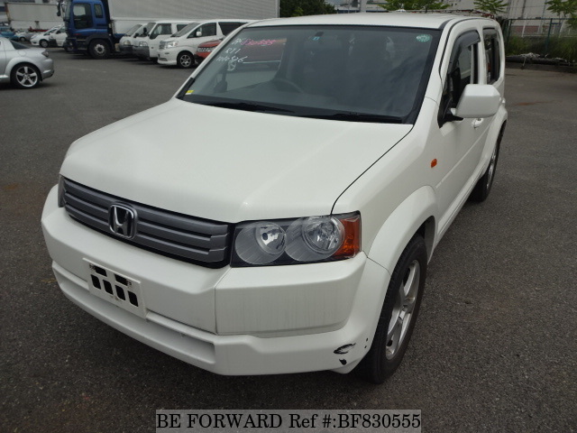 A used 2009 Honda Crossroad from online used car exporter BE FORWARD.