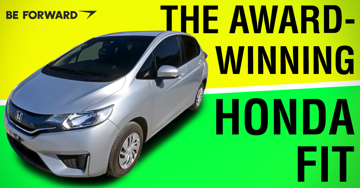 Honda Fit Award-Winning Hatchback Review