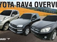 Toyota RAV4 Overview: Generational Differences Explained