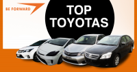 Top Toyota Cars That We Should All Drive