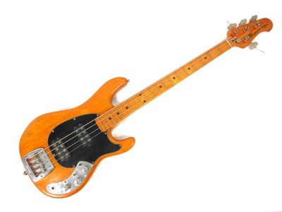 MUSICMAN Sabre BASS Electric with Case M2225099 (1,600 USD)