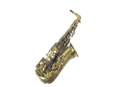 Rarity SELMER Alto Saxophone NEW YORK ELKHART 3000 Series (5,000 USD)