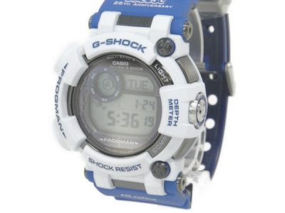 CASIO G ・SHOCK Frogman 25TH Limited Edition GWF ・D1000K ・7JR LOVE THE SEA … (1,380 USD)