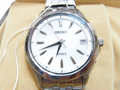 Unused exhibits Seiko watch 7B24-0AV0 Dolce Comfotex S2267169 (360 USD)