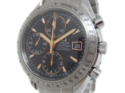 Omega OMEGA Speed Master Date 3211.50 Automatic Mens Wound Y2268042 (2,200 USD)