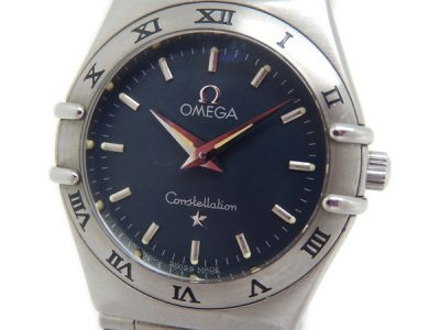 OMEGA 1562.4 SS OMEGA Constellation Mini 1562.40 Womens Quartz Wristwa.. Y22… (598 USD)