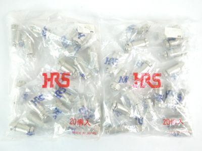 Hirose Electric HRS Connect * Model Number Unknown 40 pieces Set Y2295729 (35 USD)