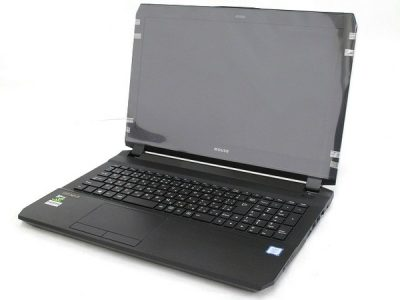 MINT mouse computer DAIV-NG5700H2 Notebook PC Laptop i7 2.60GHz 32GB HDD1TB T2273330 (SOLD)