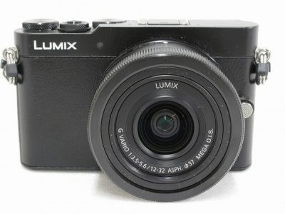 Panasonic DMC-GM5 LUMIX Digital SLR Camera Body T2296415 (500 USD)
