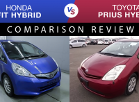 Honda Fit Hybrid vs. Toyota Prius Hybrid – Comparison Review
