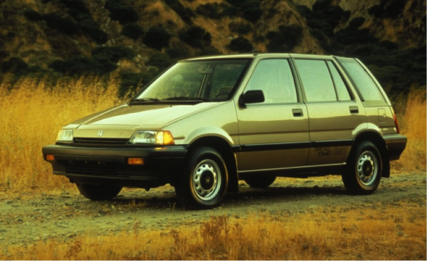 Honda Civic Estate Wagon 4X4