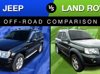 Jeep vs. Land Rover: Which Is Right For You?