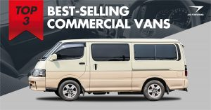 top 3 commercial vans