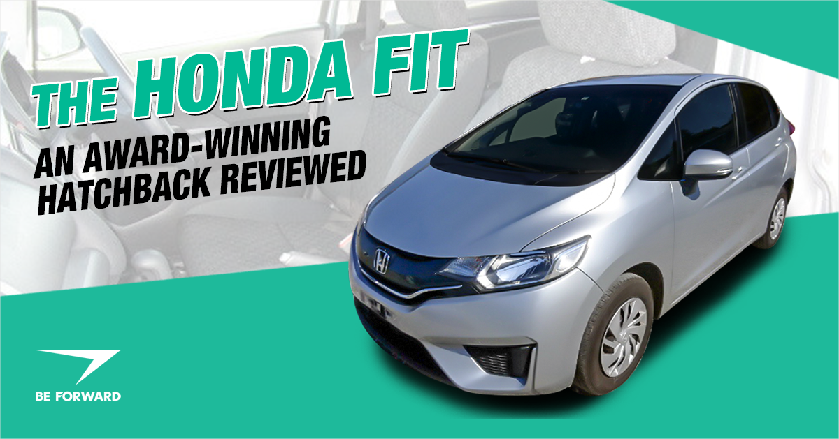 The Honda Fit- An Award-Winning Hatchback Reviewed