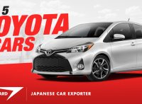 Our Top 5 Recommended Toyota Cars