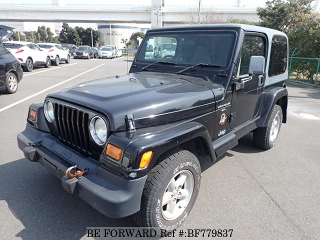 Used 2000 Jeep Wrangler - BE FORWARD