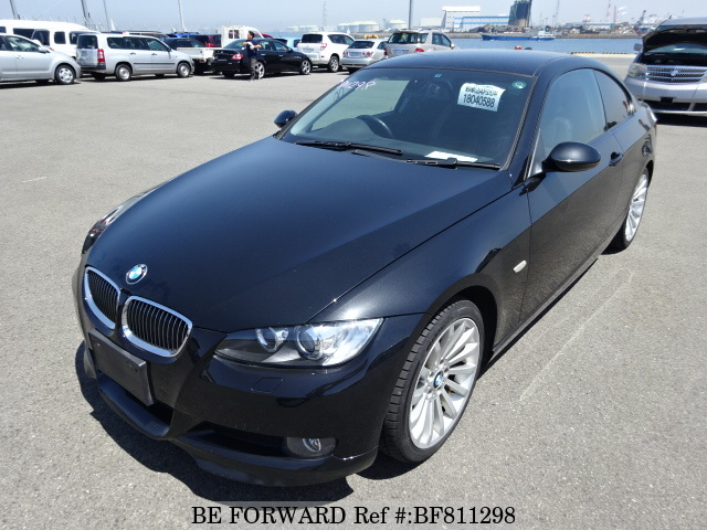 A used 2007 BMW 3-Series from online used car exporter BE FORWARD.