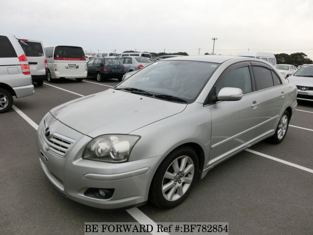 Used 2009 Toyota Avensis - BE FORWARD