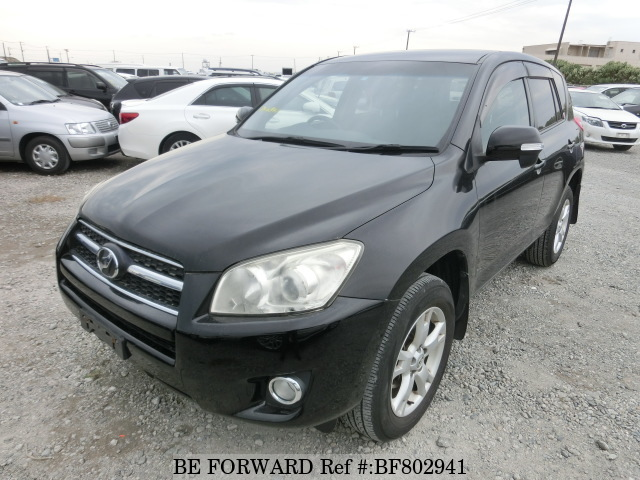 A used 2009 Toyota RAV4 from online used car exporter BE FORWARD.