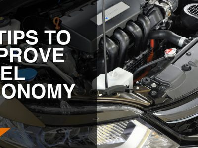 5 Top Tips to Help Improve Your Fuel Economy