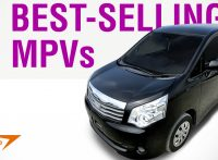 The 4 Best Selling MPVs Offered By BE FORWARD