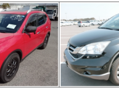 Nissan X-Trail Vs. Honda CR-V | Comparison Review