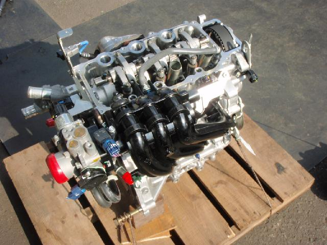 A used Honda engine from online used car exporter BE FORWARD.