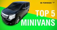 Our Top 5 Luxurious & Affordable Minivans