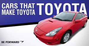5 Cars that Make Toyota the King of Auto Makers