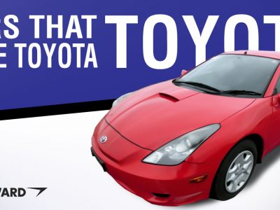 5 Vehicles That Make Toyota The Best Selling Automaker