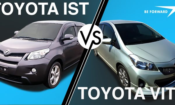 Toyota Ist vs. Toyota Vitz - Car Comparison