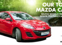 Our Top 4 Mazda Models Reviewed: Specs, Features & Pricing