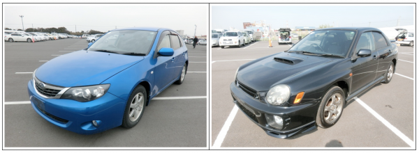 Subaru Featured Cars