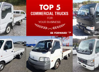Top 5 Commercial Trucks For Your Business