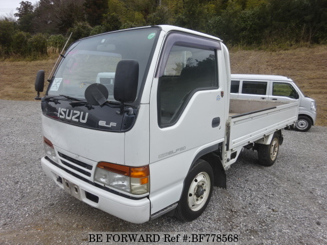 A used 1994 Isuzu Elf Truck from online used car exporter BE FORWARD.