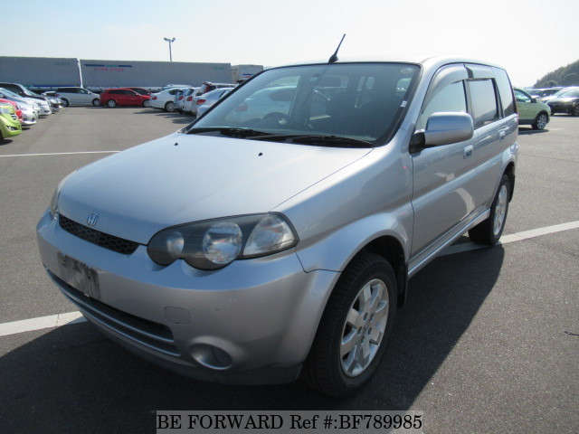 A used 20006 Honda HR-V from online used car exporter BE FORWARD.