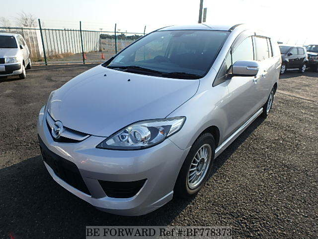A used 2009 Mazda Premacy from online used car exporter BE FORWARD.