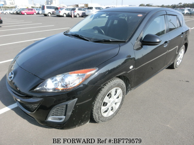 A used 2010 Mazda Axela Sport from online used car exporter BE FORWARD.