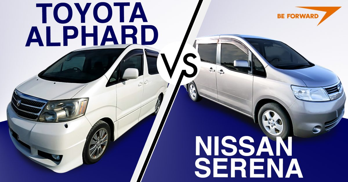 Toyota Alphard vs. Nissan Serena – MPV Comparison Showdown