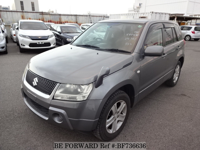 A used 2006 Suzuki Escudo from used car dealer BE FORWARD.